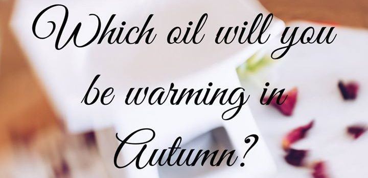 essential oil blends for autumn