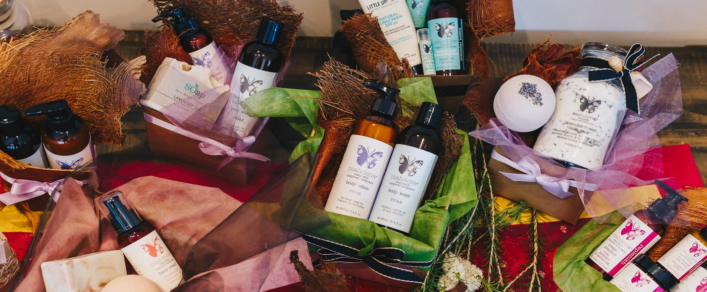 Beautiful and personal aromatherapy products that smell amazing